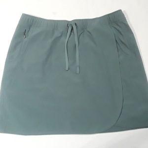 Patagonia Worn Wear Yoga Skirt Elastane Skirt L